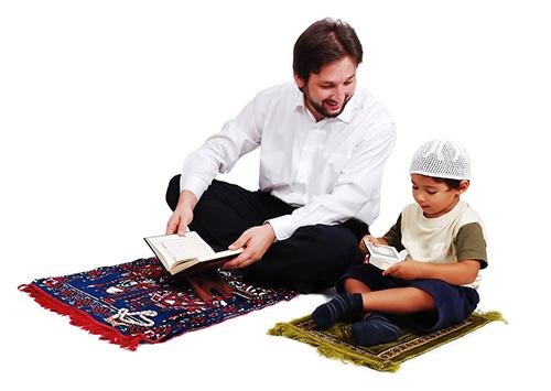 رمضان و تربیت اولاد