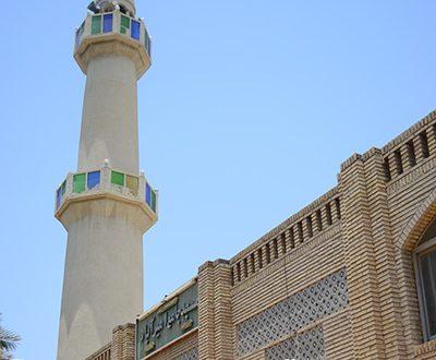 مسجد امیر آباد