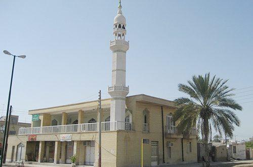 مسجد فاروق اعظم