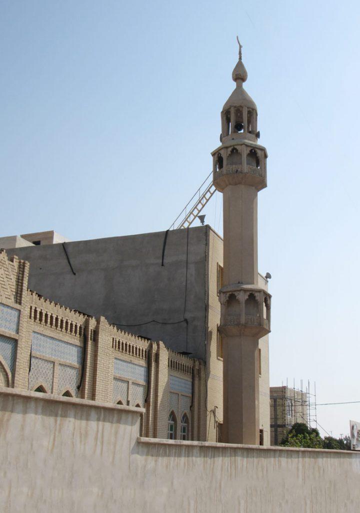 مسجد جامع شهرک توحید بندرعباس